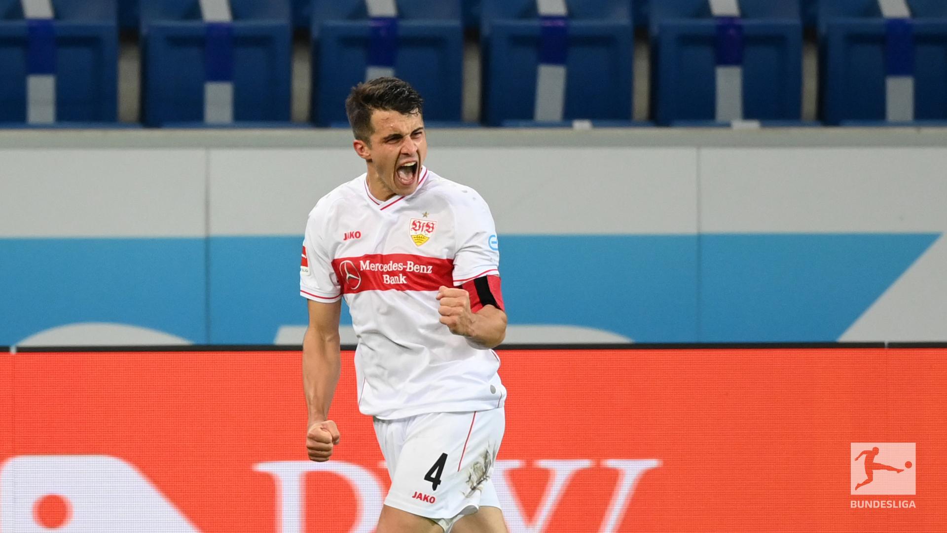 Marc Oliver Kempf returns for Stuttgart against Wolfsburg
