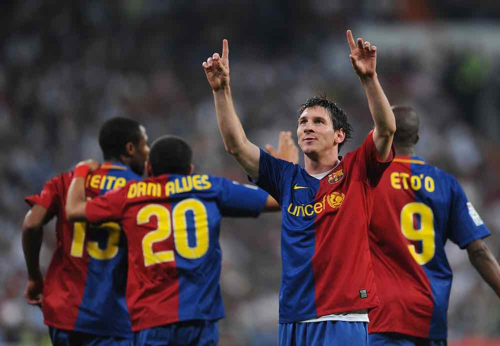 messi iconic moments
