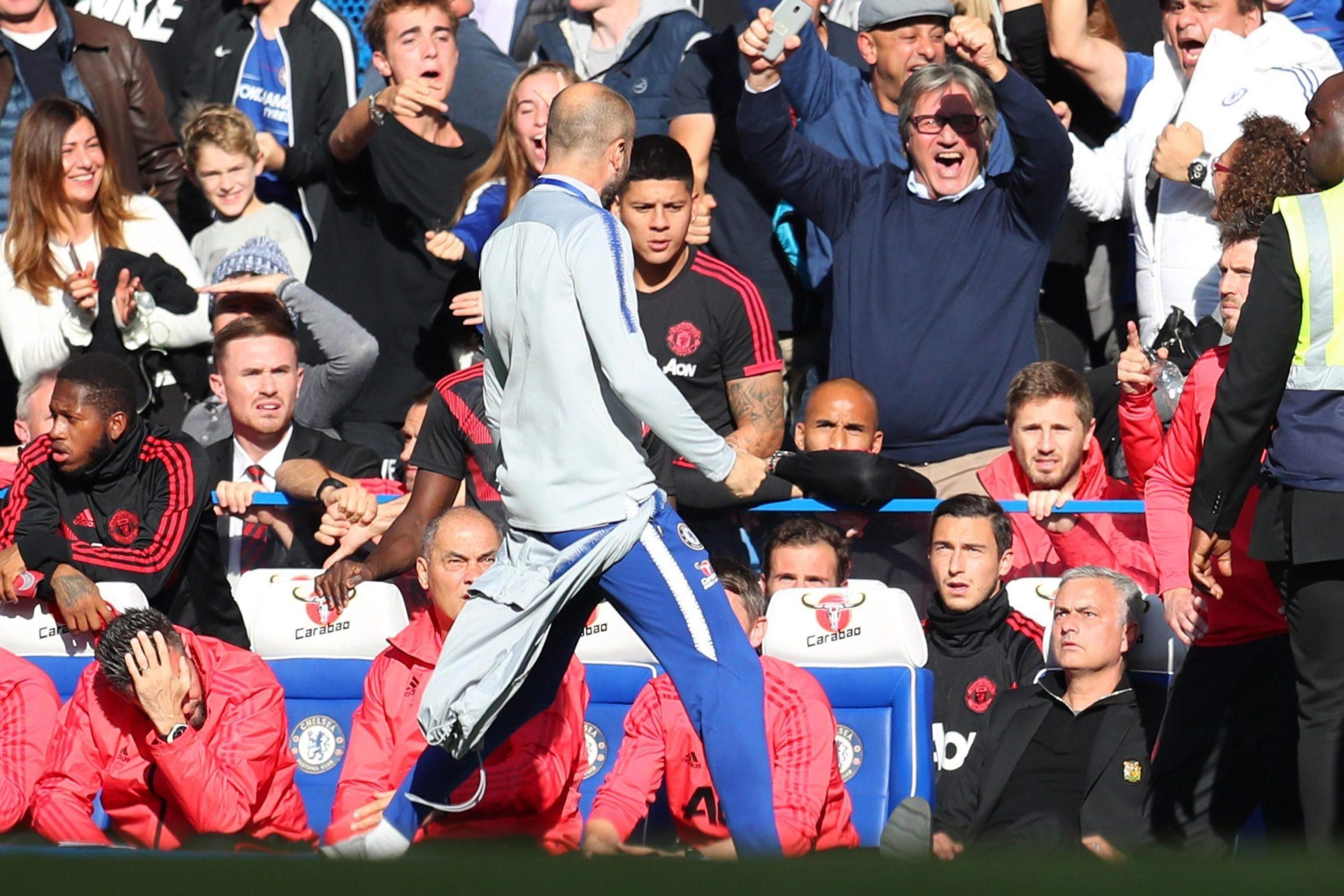 mourinho premier league