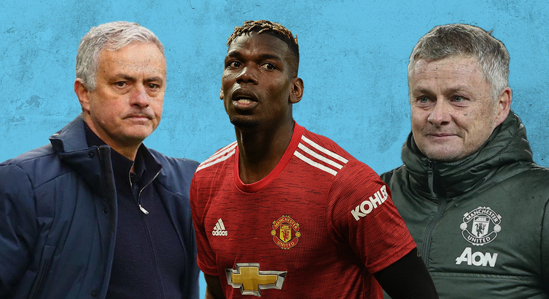 pogba on jose vs ole