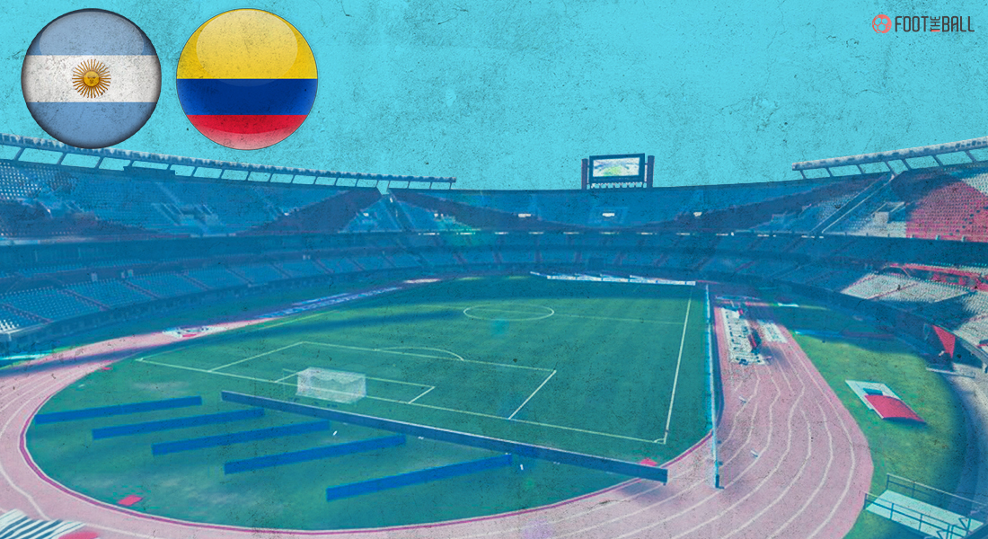 Copa America host stadiums Argentina Colombia