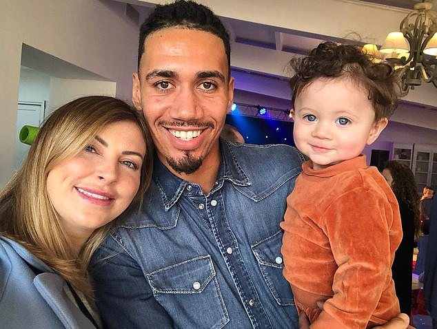 Chris Smalling robbed in italy