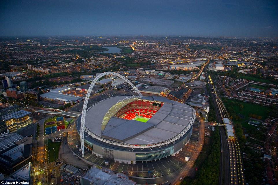 Fans Wembley Euro 2020