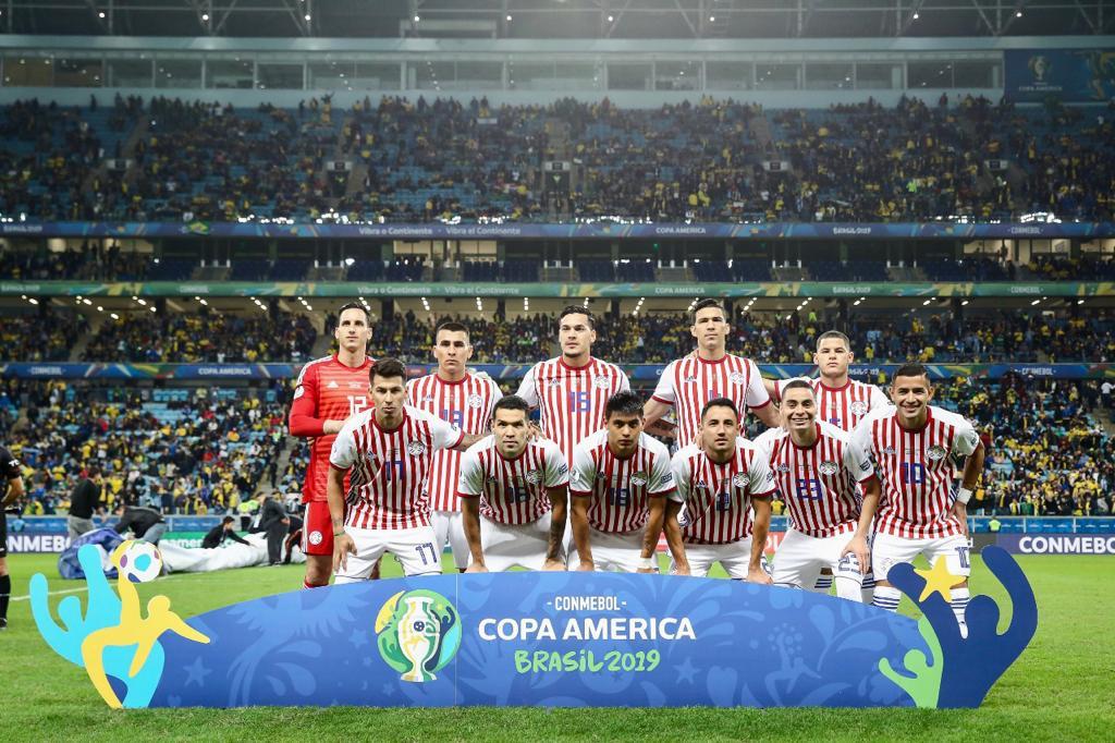 Paraguya Copa America champions