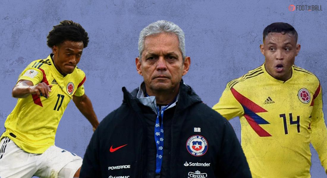Colombia Copa America 2021 Squad