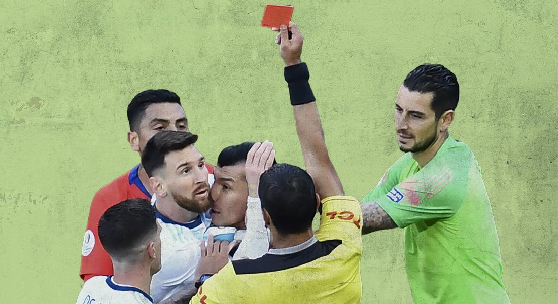 Top ten Controversies of Copa America