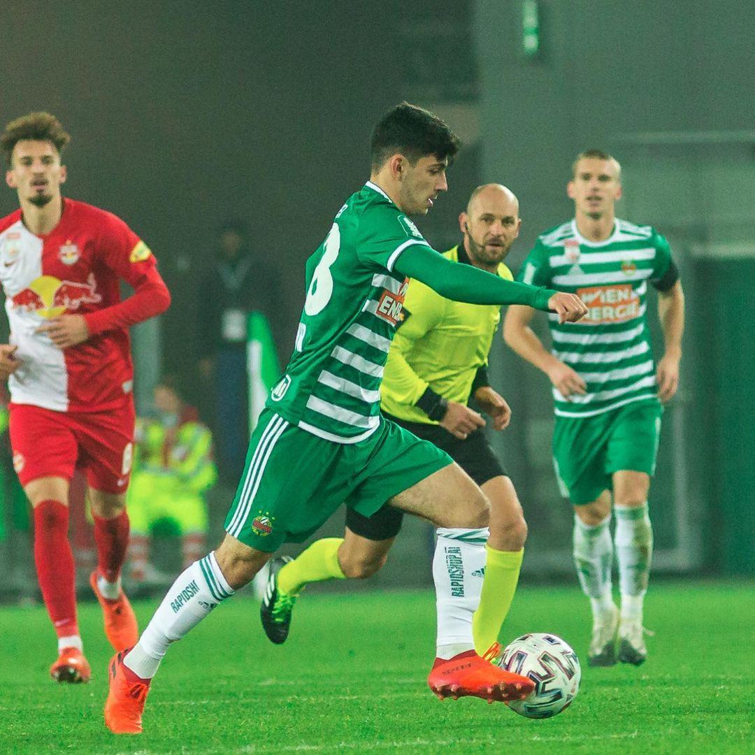 Player stats - Yusuf Demir