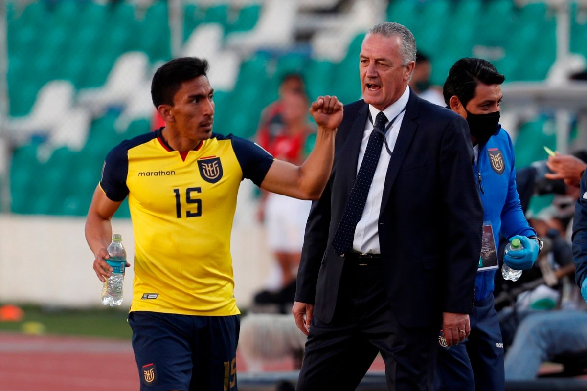 ECUADOR Copa America