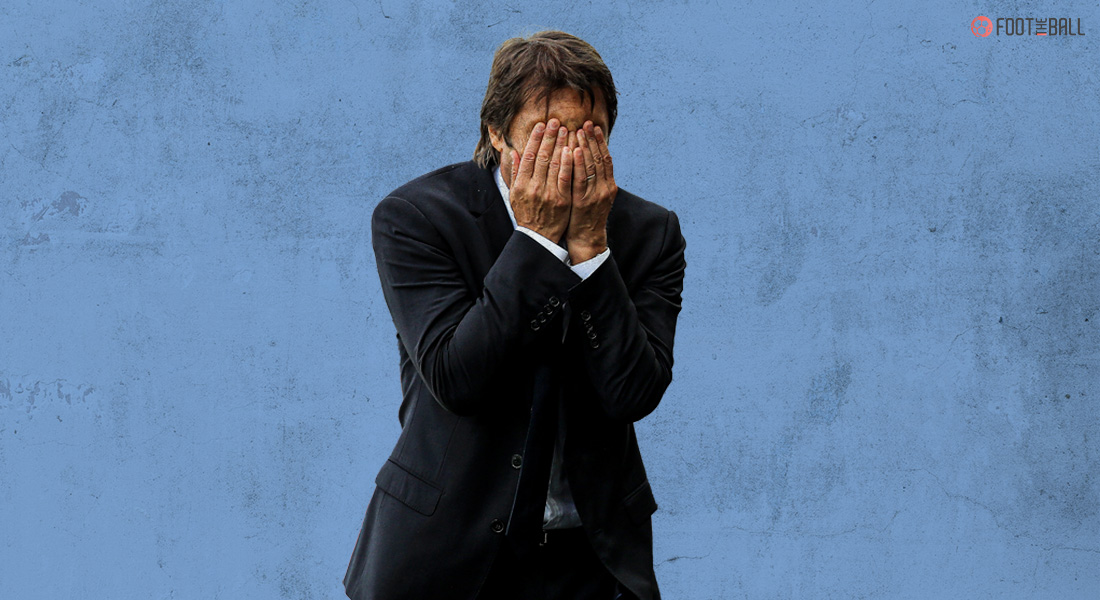 Antonio Conte Leaves Inter Milan
