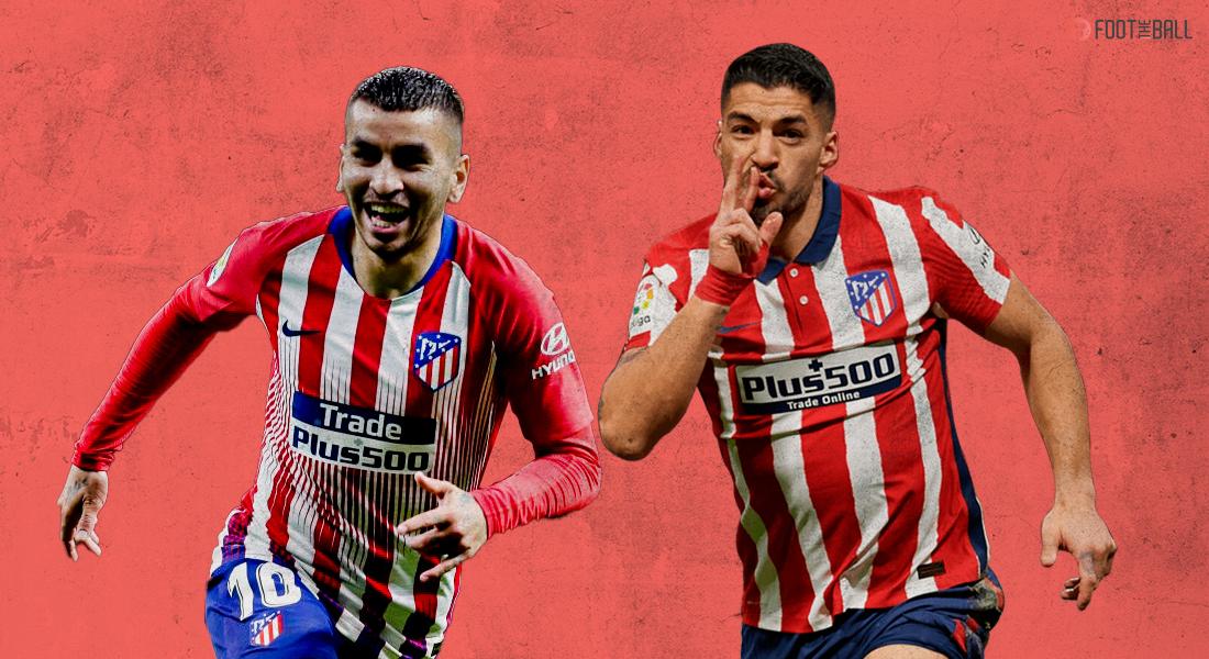 Valladolid Atletico Madrid match report