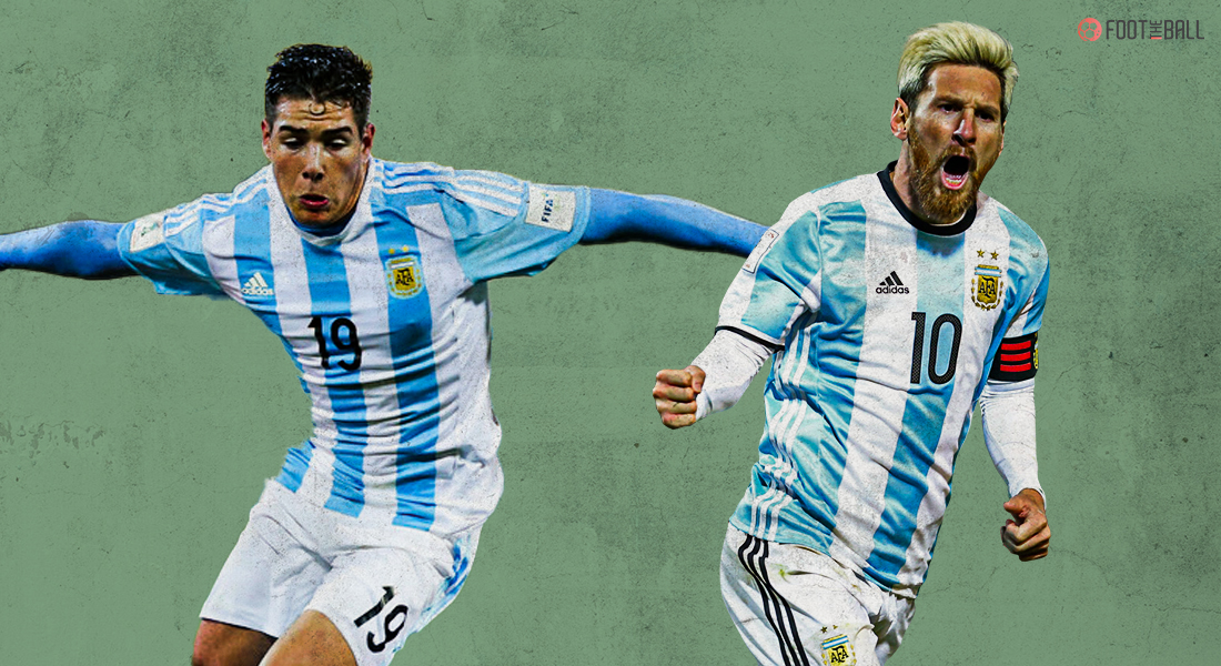 Emiliano Buendia called by Messi to play for Argentina