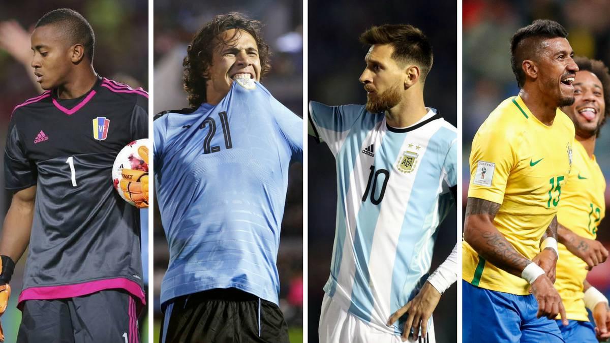 Farinez 2021 Copa America