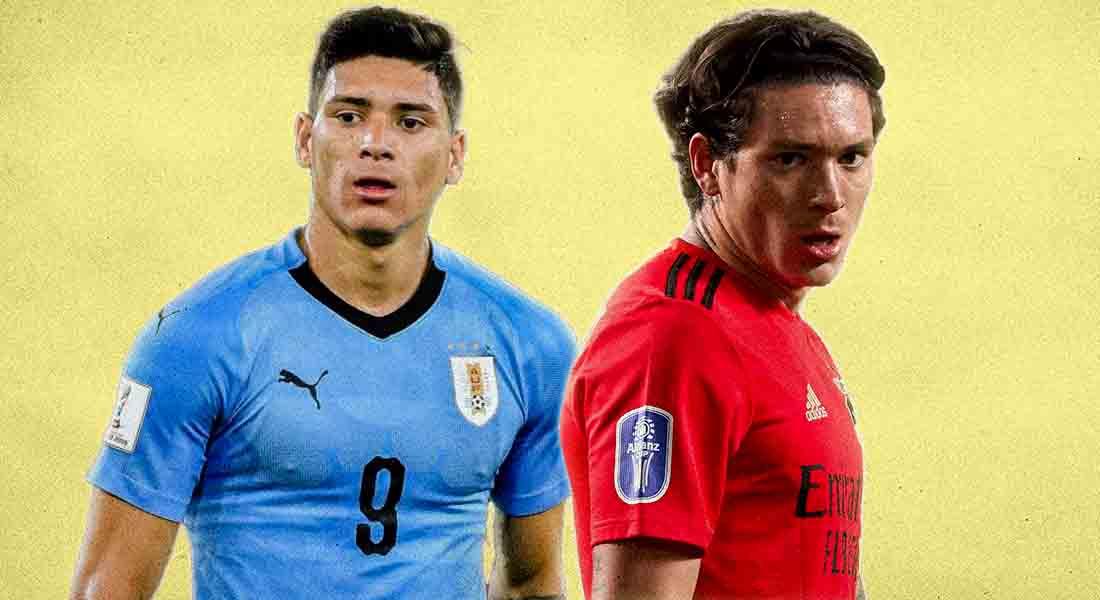 Nunez Uruguay Copa America