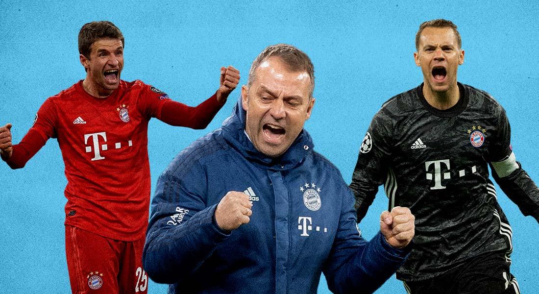 Bayern are Bundesliga champions again