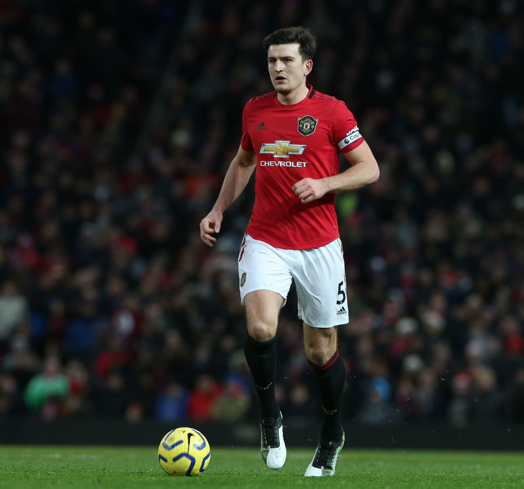 maguire-united-ball