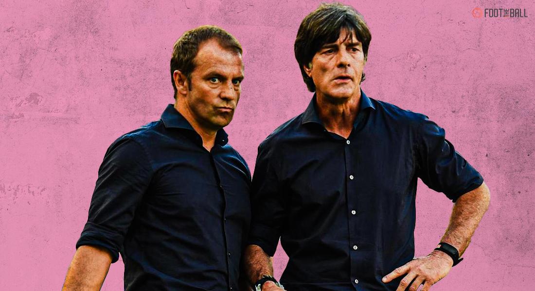 Hansi Flick confirmed as Germany boss