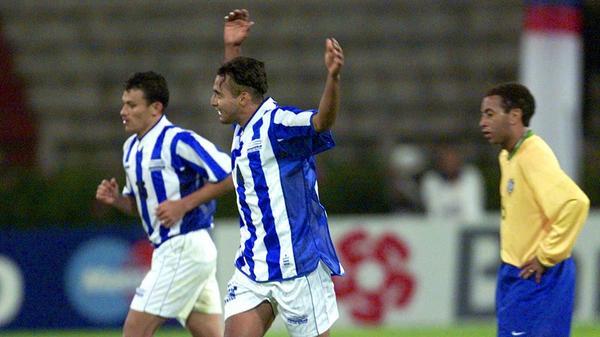 Honduras Copa 2001