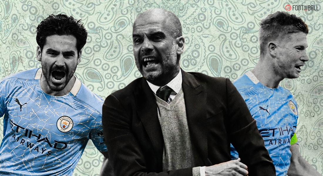 Manchester City become Premier League champions 2021
