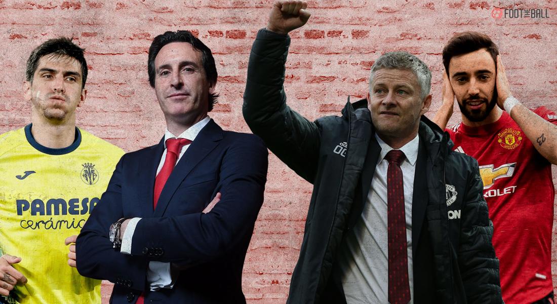 Europa League final Villarreal vs Manchester United preview