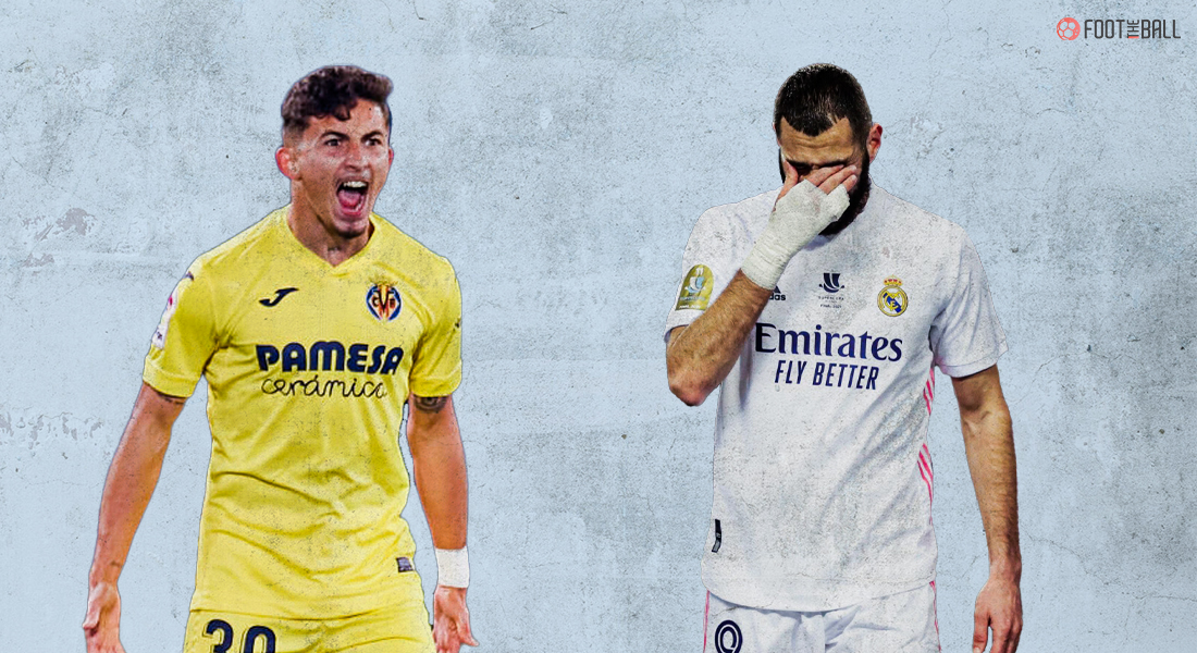 Real Madrid VIllarreal report