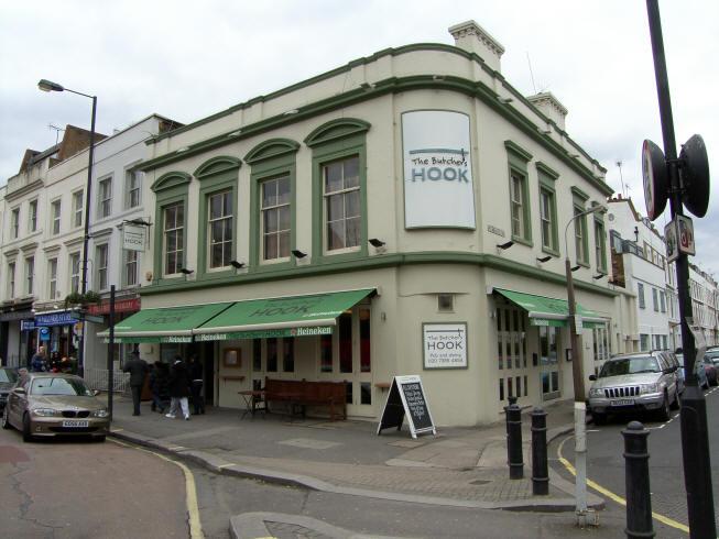 the butcher's hook pub