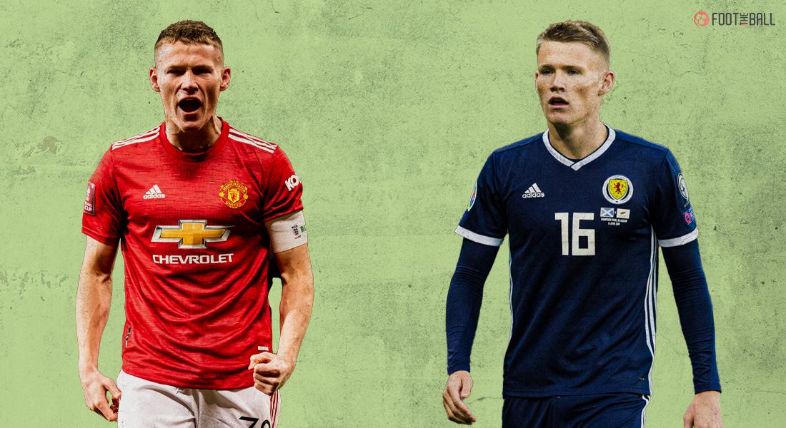 In form Scott McTominay Europa League final Man United Scotland Euro 2020