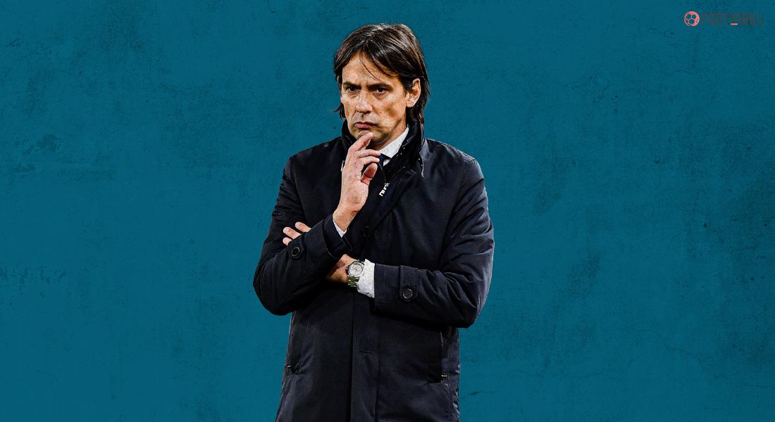 Simone Inzaghi To Replace Antonio Conte At Inter Milan