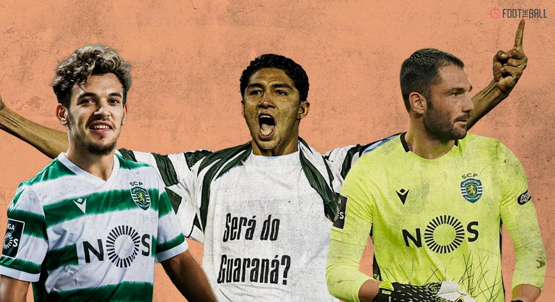 Sporting CP Portugal Premeira Liga Champions