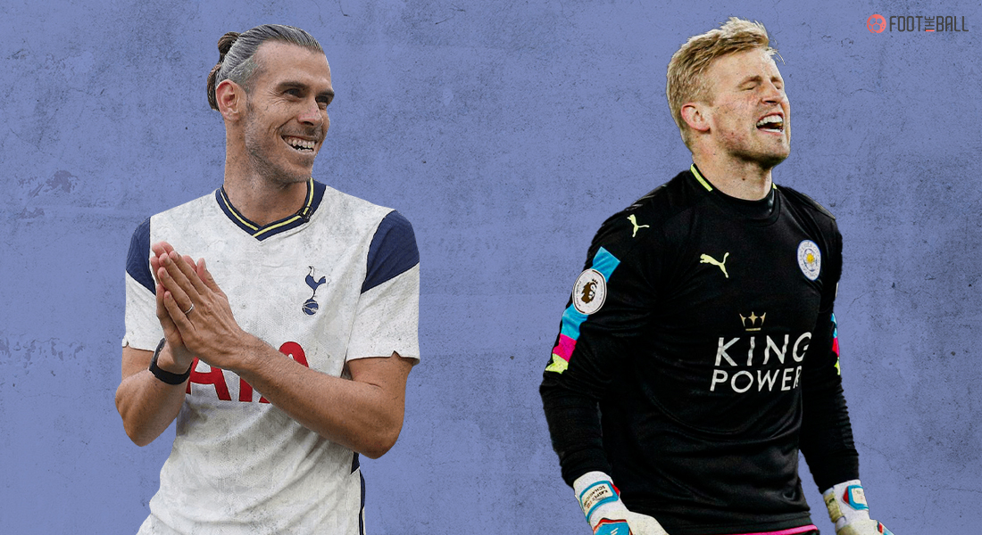LEICESTER VS SPURS MATCH REPORT