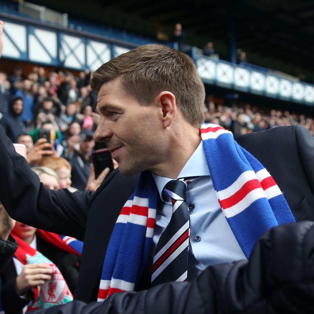 Gerrard Rangers Invincibles