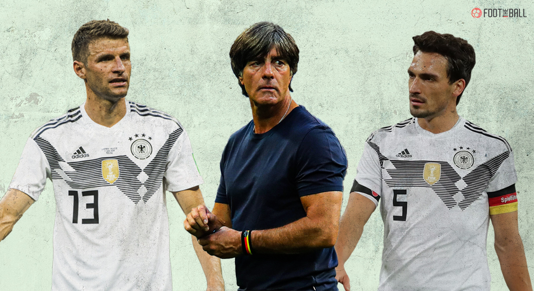 Muller and Hummels recalled for Germany