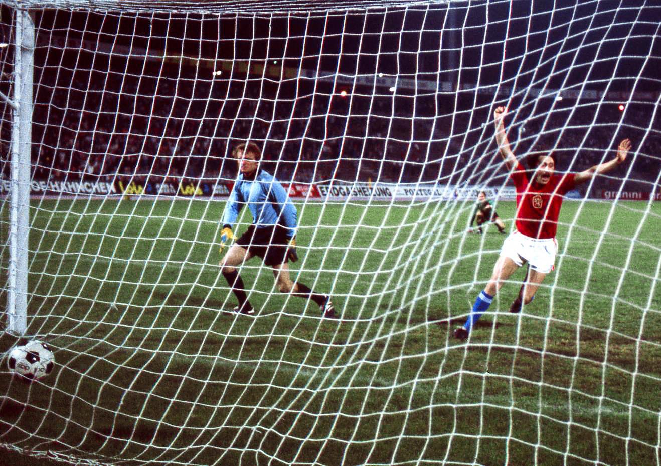 Panenka Euro 1976