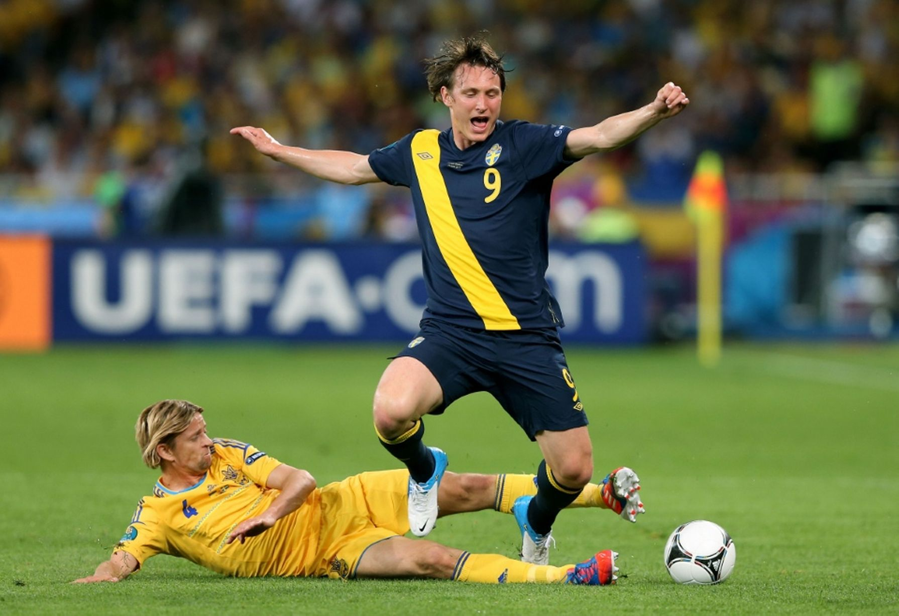 Ukraine Shevchenko Euro 2012