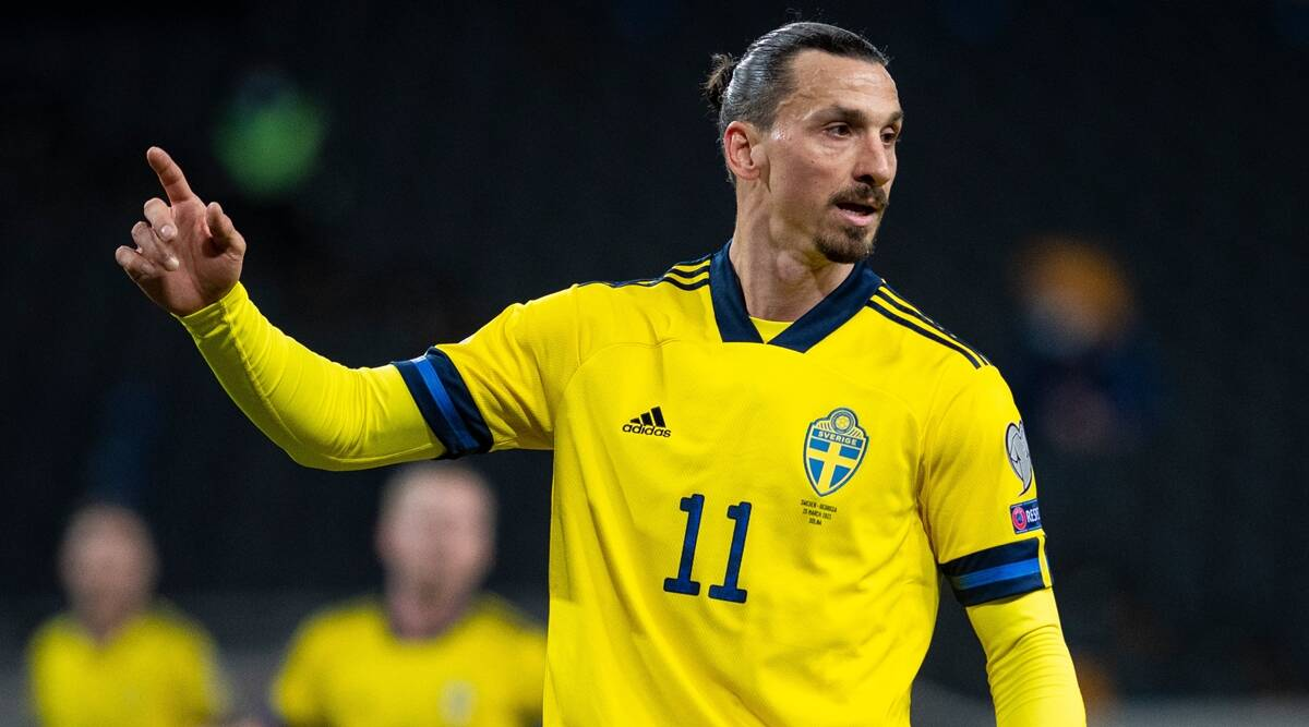 Ibrahimovic Injury Euro 2020