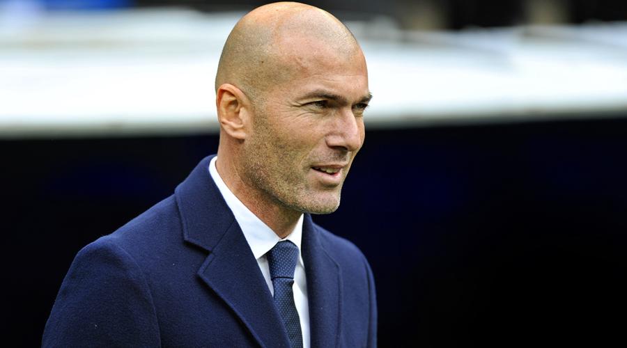 Zidane PSG