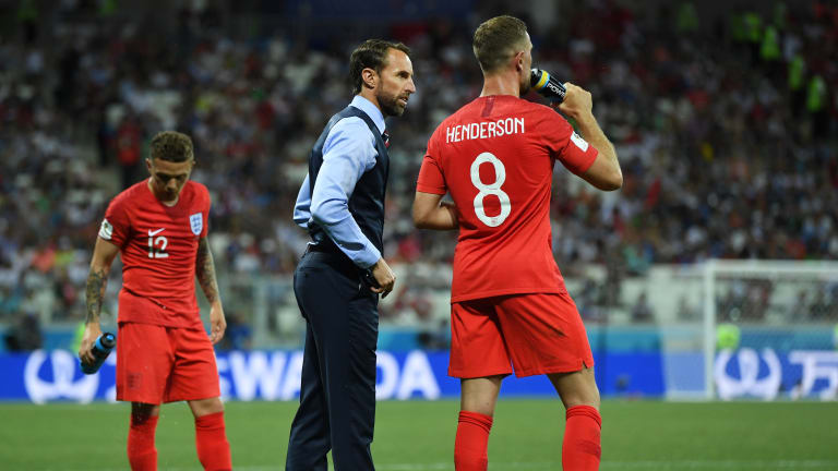 Henderson clicked with Gareth Southgate at the 2018 World Cup