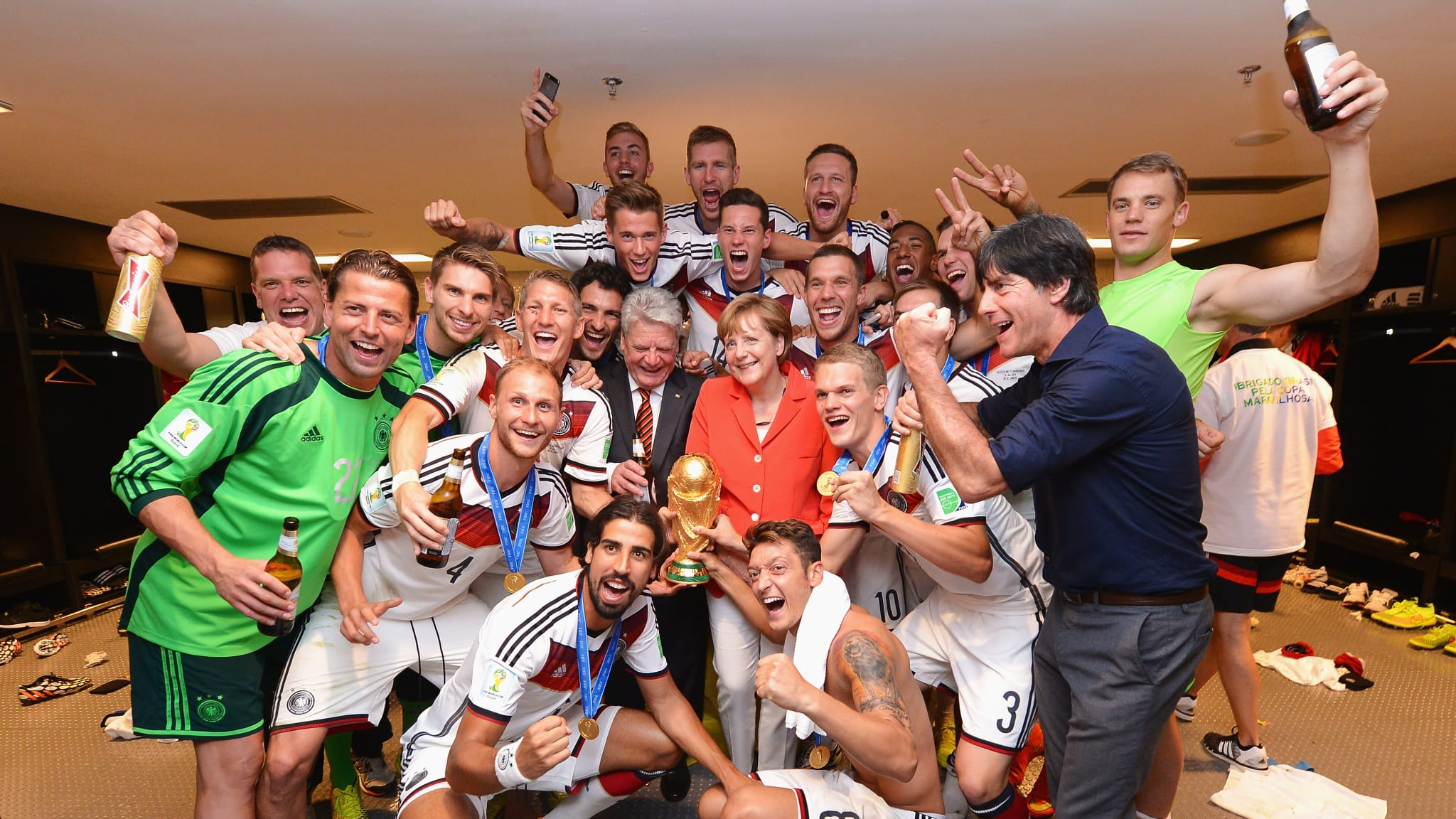 germany world cup win 2014