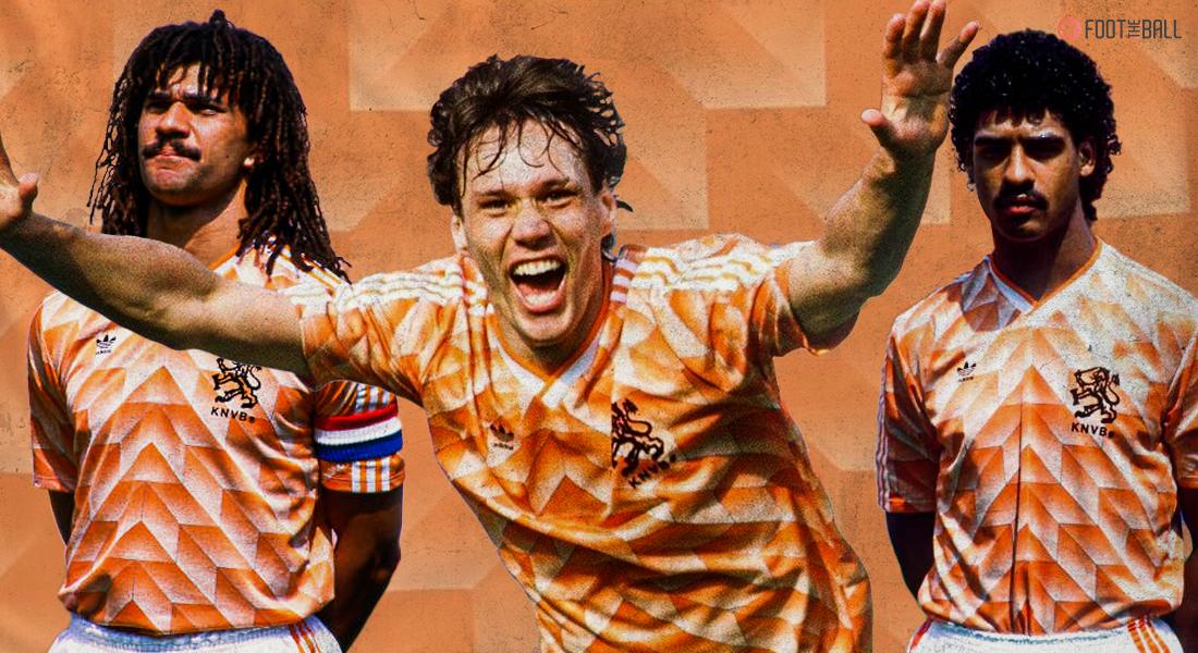 VAN BASTEN EURO 1988 GREATEST GOAL