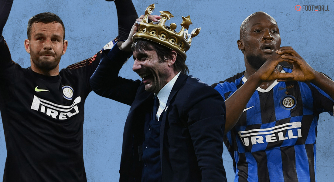 Inter Milan Become Serie A Champions