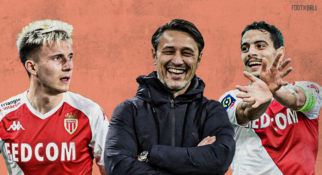 Monaco vs Rennes match report