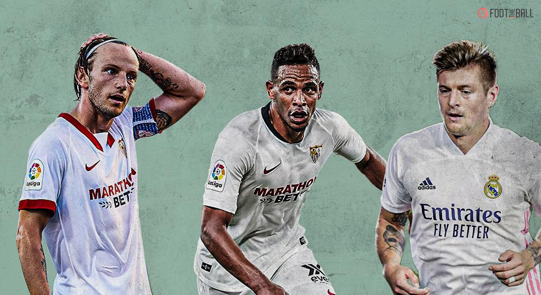 Real Madrid vs Sevilla match report