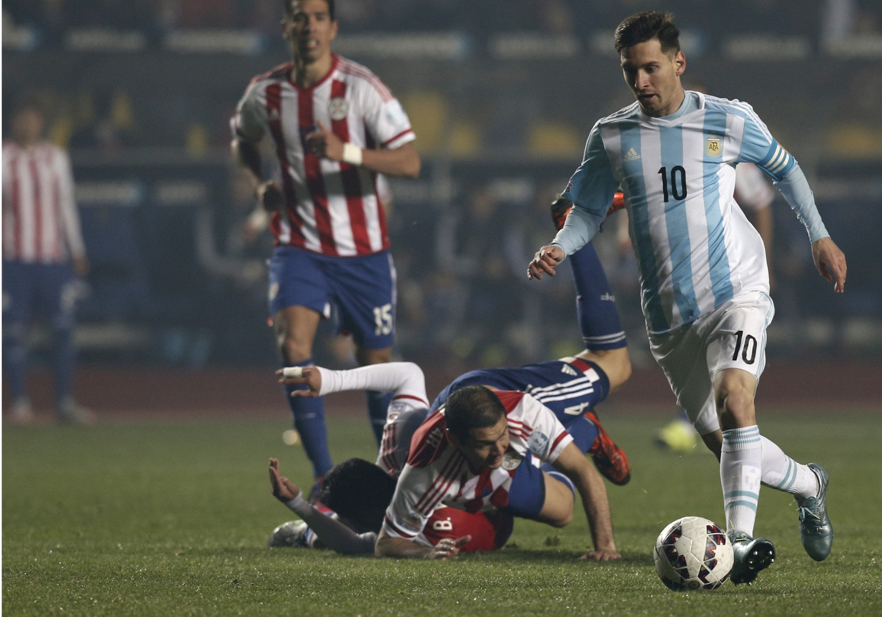 Messi's best performances at Copa America