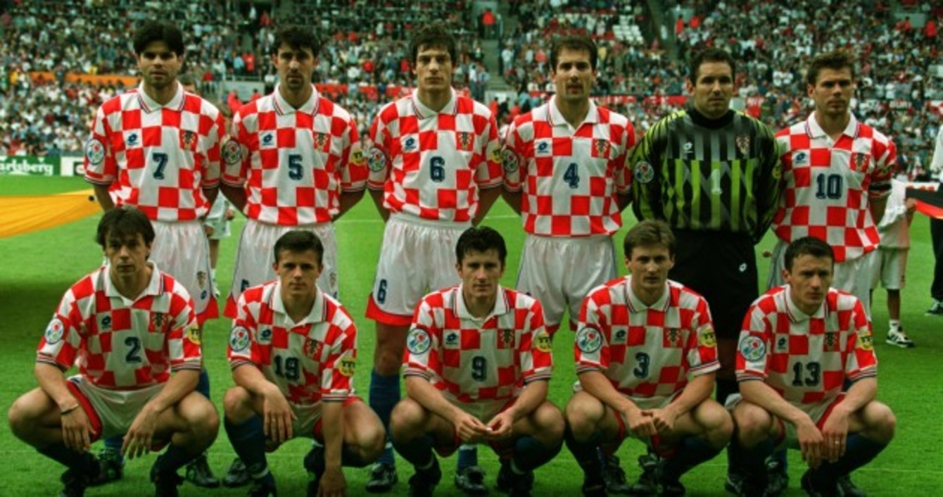 Suker Euro 1996