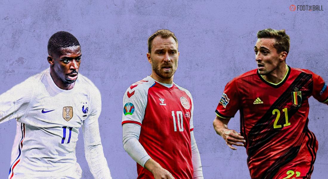 Injuries during euro 2020