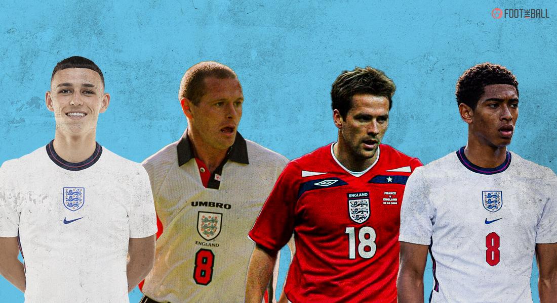 England Golden Genration