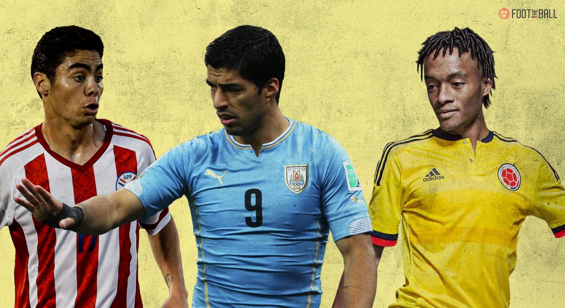 Dark horses of Copa America 2021