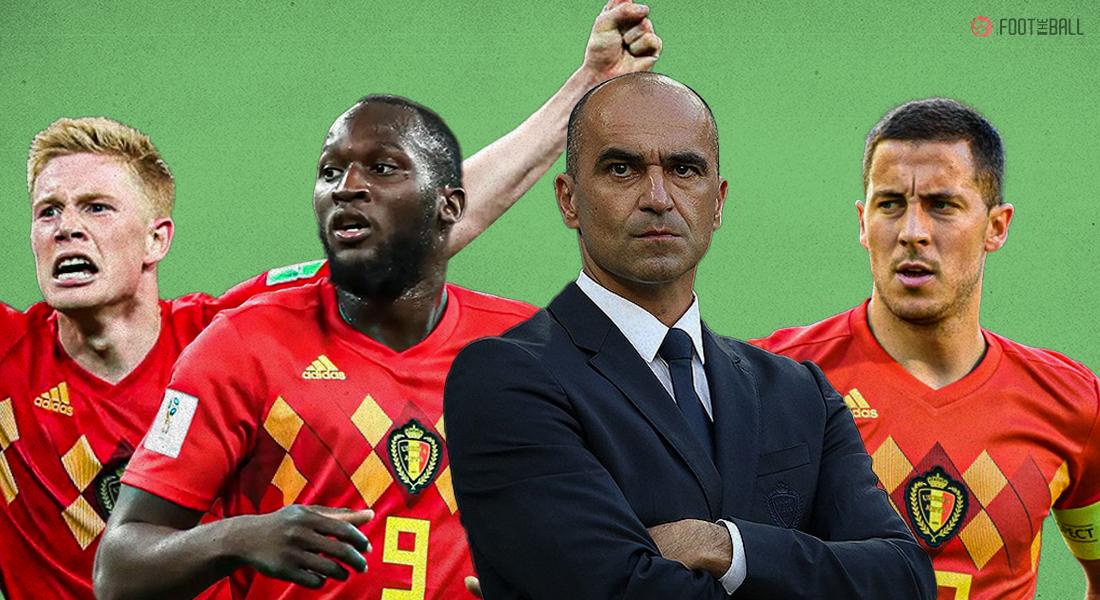 Belgium at Euro