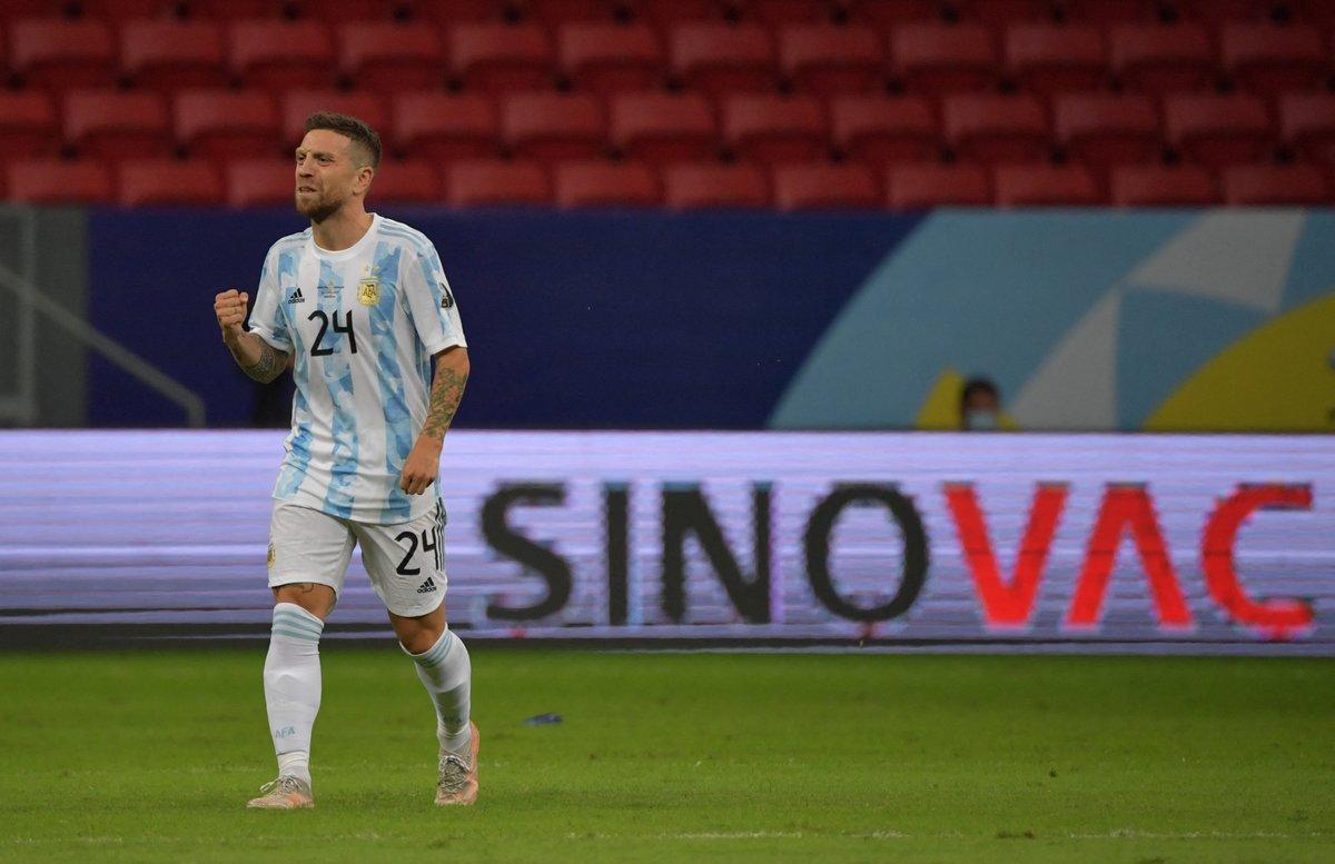 REPORT Copa América 2021- Argentina vs Paraguay- Summary