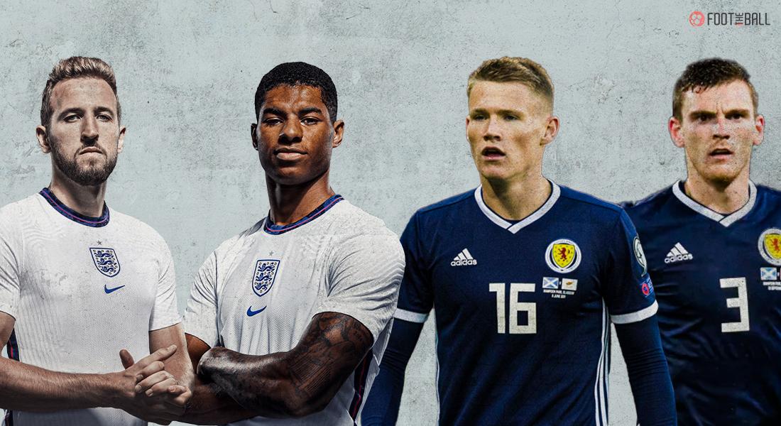 england scotland RIVALRY