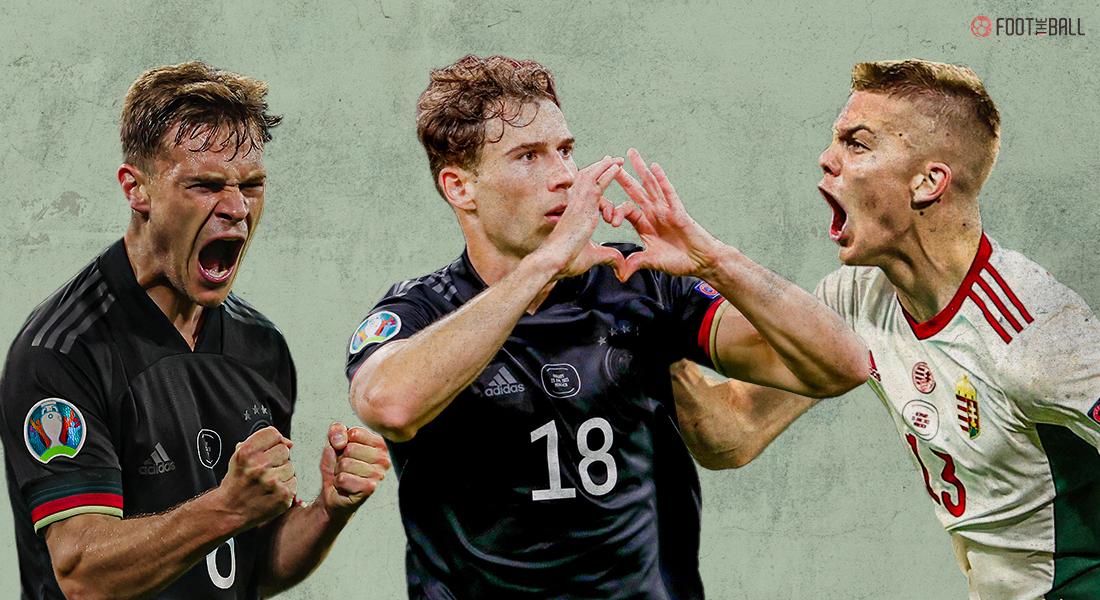 Germany vs Hungary Banner.